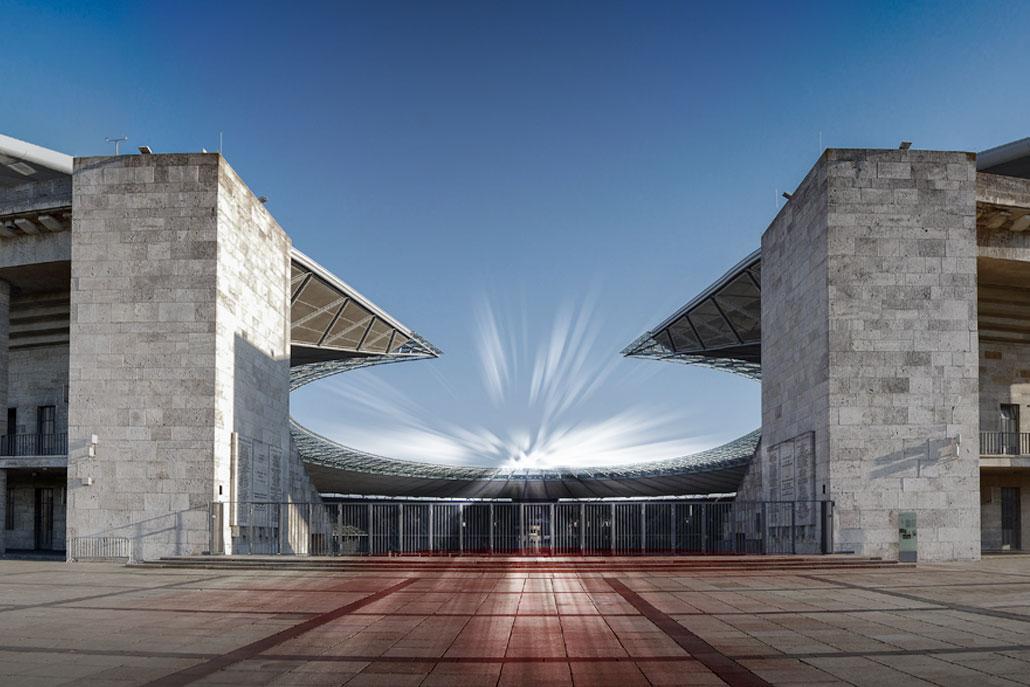 Beschallung Olympiastadion Berlin