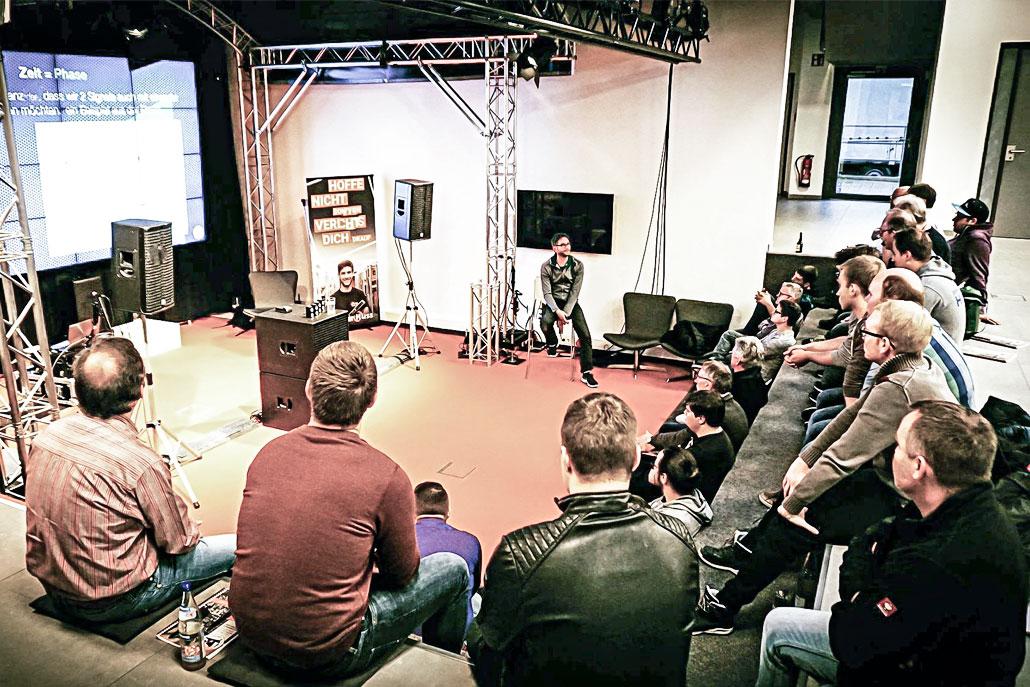 Audio Workshop 2019