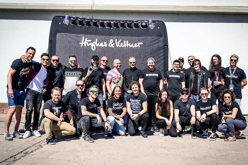 Hughes & Kettner YouTube Event 2019